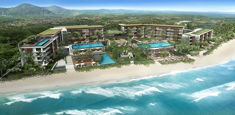 Alila Seminyak Hotel, Bali, Indonesia : Karolina Vaisnoraite Design